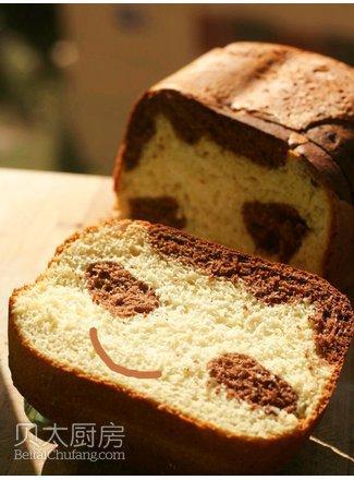 欧式造型面包的做法