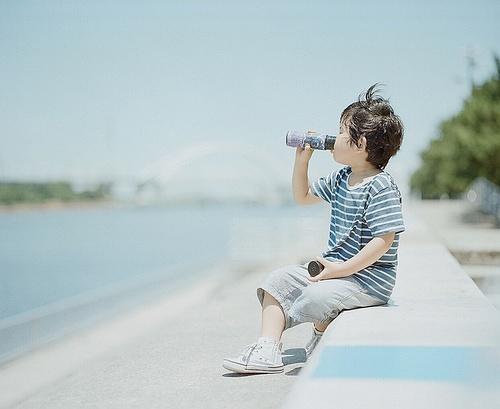(haru和mina)无忧无虑的日常生活