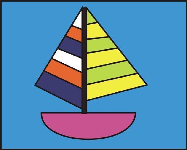 幼儿美术颜色使用方法的秘诀