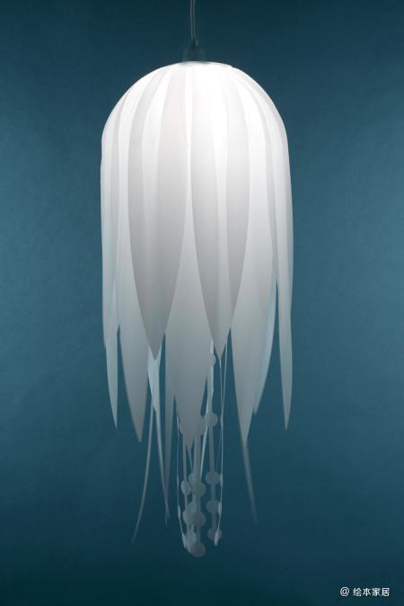 超美水母吊灯