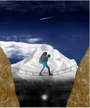 对于一个爱说话,爱冒险的小孩儿,书本又是她的另一个自然氧吧.