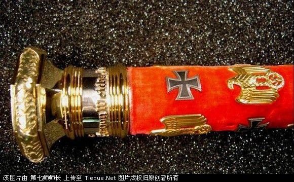 纳粹德国元帅权杖——权力的像征!