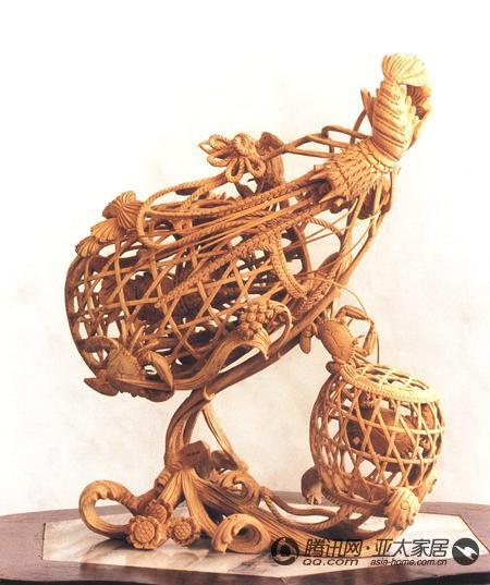 潮州木雕雕刻工艺彰显潮汕文化