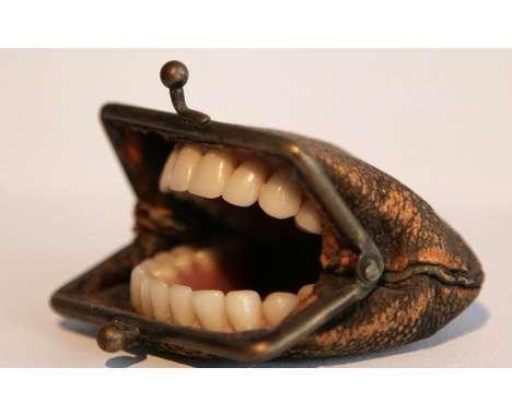 马桶造型折纸脸