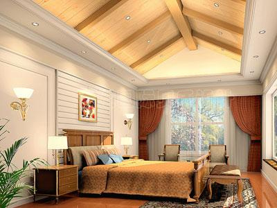 卧室装修风格图片 公主女生最爱的温馨卧室