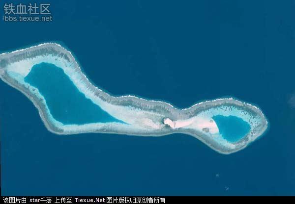 菲律宾控制的南沙八岛