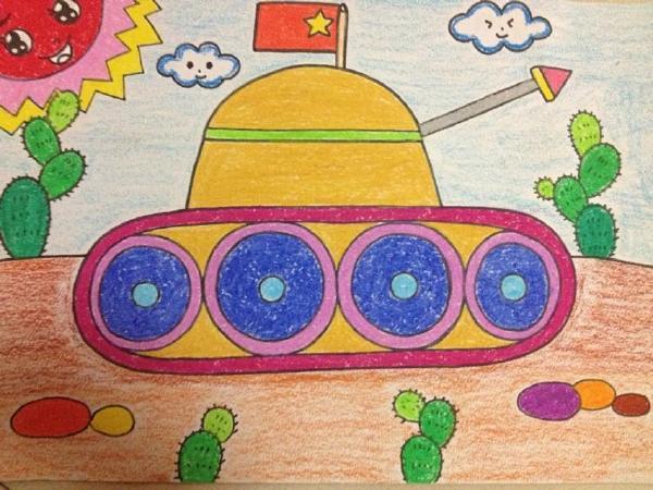 中班美术可爱的蜗牛