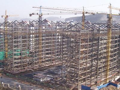 钢结构等建筑体系