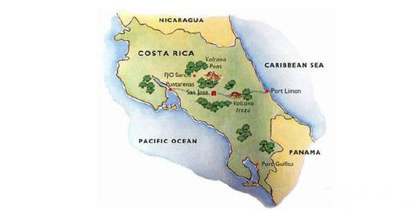 咖啡与地图psd素材