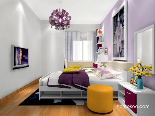 15平方卧室装修效果图有吗