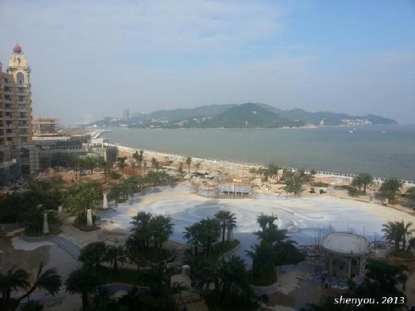 长隆横琴湾大酒店抢先看图片