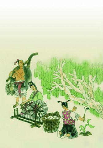 中国古代儿童诗|微刊