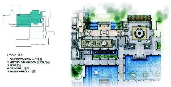 酒店标准间电路设计图