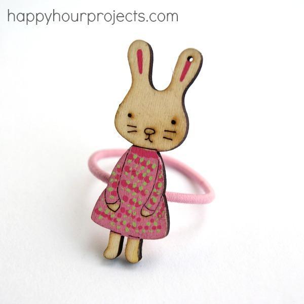 幼儿手工制作大全图片步骤小兔