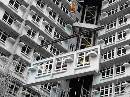 预制混凝土构件技术的应用和前景图片