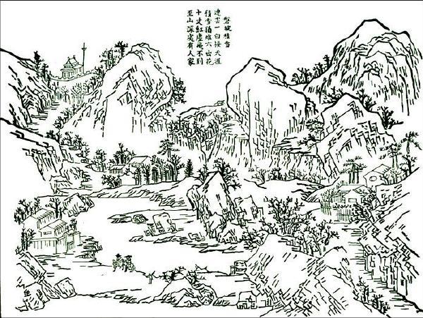 黄子韬手绘简笔画内容图片展示