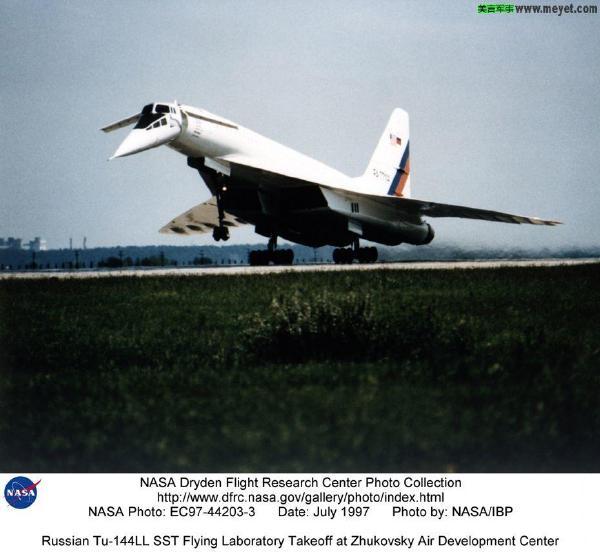 协和式飞机备受青睐,但前苏联的图-144客机