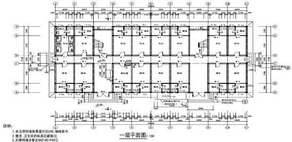 建筑施工图施工_cad施工图_广告建筑设计设计平面设计软件寺庙图片