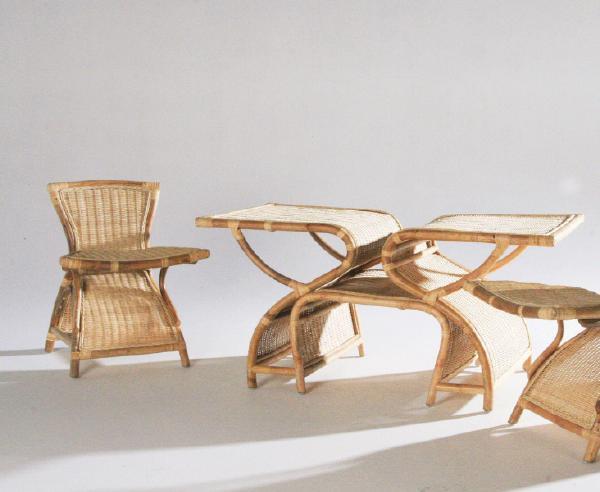 """创意家居设计 江黎的""""传统家具"""""""