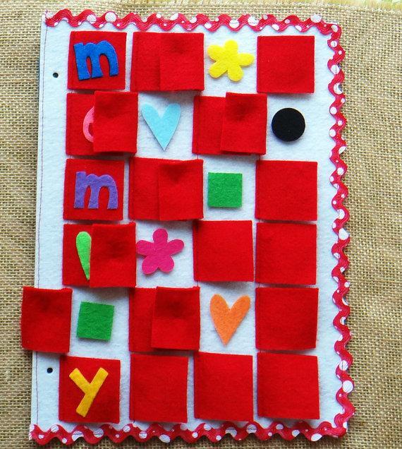 幼儿园玩教具制作图片布织布_小制作大全
