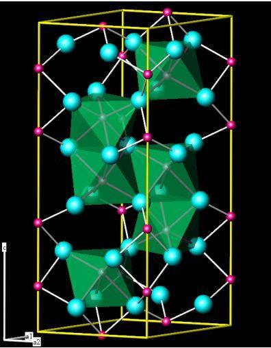 晶体结构: 三方晶系,结构特点是o2-作六方最紧密堆积,al3 填充2/3的